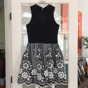Girls Miss Behave Party Dress
